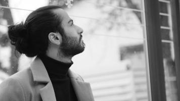 Ghaleb bei Involve Filmproduktion